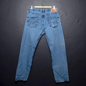 Levi's 505 Jeans High Waist W34 L32